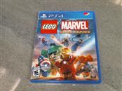 SONY Sony PlayStation 4 Game LEGO MARVEL SUPER HEROES - PS4